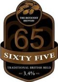 The Botanist Sixty Five (65)