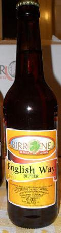 Birrone English Way