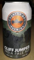 Country Boy Cliff Jumper IPA