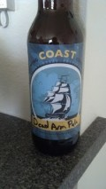 COAST Dead Arm Pale Ale