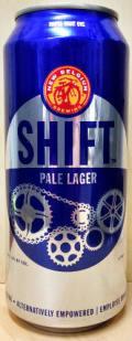 New Belgium Shift Pale Lager