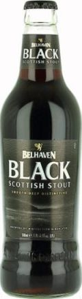 Belhaven Black Scottish Stout (Bottle/Can/Keg)