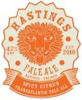 Hastings Pale Ale