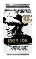 Rahr & Sons Iron Joe