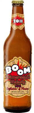 Explosion BOOM Bohmerwald's Majesty