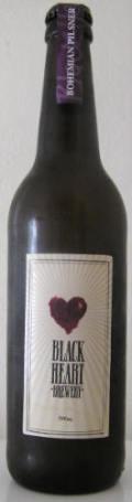 Black Heart Bohemian Pilsner