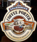 Caledonian Coffee Porter