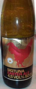 Sigtuna Easter Ale (2012)
