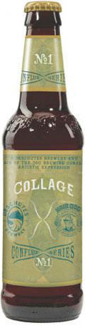 Deschutes / Hair of the Dog Conflux No. 1 - Collage