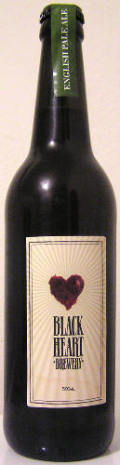 Black Heart English Pale Ale