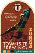 Townsite Zunga Blonde Ale