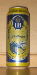 Hofbräu München Zitrone