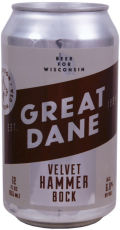 Great Dane Velvet Hammer Bock