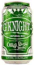 Oskar Blues G'Knight Imperial Red IPA