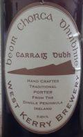 West Kerry/ Beoir Chorca Carraig Dubh