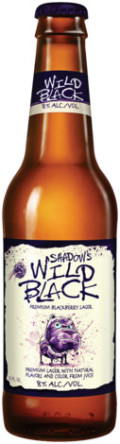 Blue Dawg Brewing Shadow's Wild Black Blackberry Lager