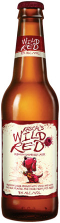 Blue Dawg Brewing Rascal's Wild Red Raspberry Lager