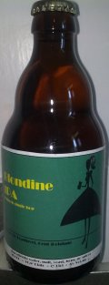Hopduvel Blondine Chinook Single Hop IPA