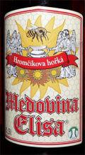 Medovina Elisa Hromčíkova Hořká