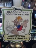 Elgoods Hound Of The Basketballs