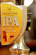 Greene King IPA Gold (Cask)