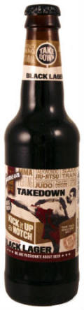 Game On Takedown Black Lager