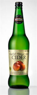 Westons English Vintage Cider