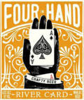 Four in Hand River Card Wheat Beer