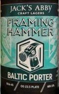 Jack's Abby Framinghammer Baltic Porter