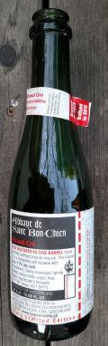 BFM Abbaye de Saint Bon-Chien Grand Cru (2011) - Vin Blanc Barrel