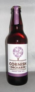 Cornish Orchards Vintage Cider (Bottle)