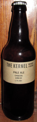 The Kernel Pale Ale Chinook Simcoe