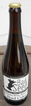 Bad Seed Belgian Witte Reserve Cider