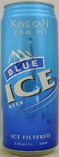 Blue Ice Beer