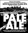 2012 CBC Symposium San Diego Pale Ale