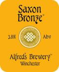 Alfred's Saxon Bronze