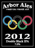 Arbor FF #13 - 2012 Double Black IPA