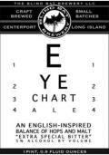 Blind Bat Eye Chart Ale