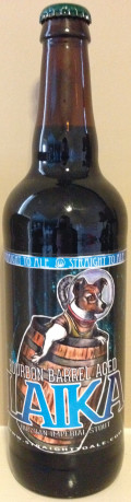 Straight To Ale Laika Russian Imperial Stout - Bourbon Barrel Aged