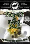 Blind Bat Honey & Basil Ale