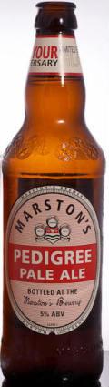 Marston's Pedigree Pale Ale