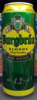 Saverne Burgbräu Blonde