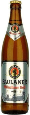 Paulaner Original Münchner Hell Leicht