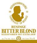 Reninge Bitter Blond