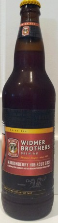Widmer Brothers Marionberry Hibiscus Gose