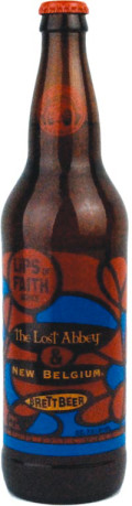 New Belgium Lips of Faith - Brett Beer