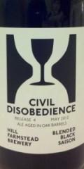 Hill Farmstead Civil Disobedience (Release 4)