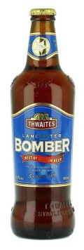 Lancaster Bomber (Bottle)