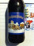 Mager Weihnachtsbier