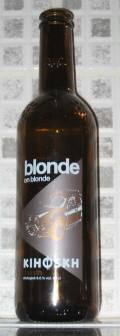 Nørrebro Kihoskh Blonde on Blonde